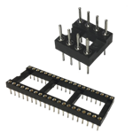 Picture for category IC Sockets , Machine Pin Sockets